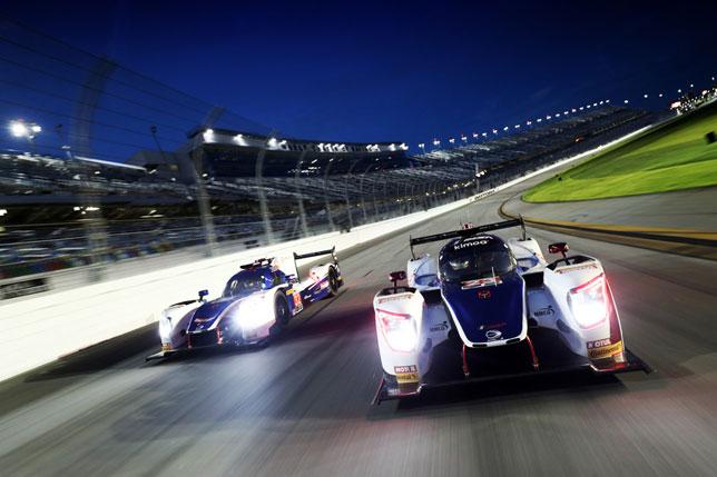 Машины United Autosports
