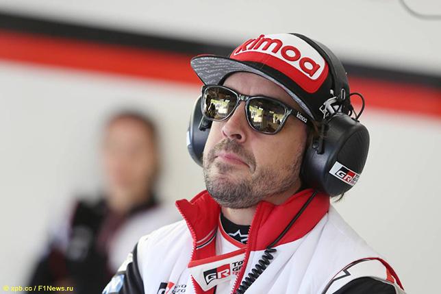 Алонсо сожалеет, что не может вновь выступить в Indy 500