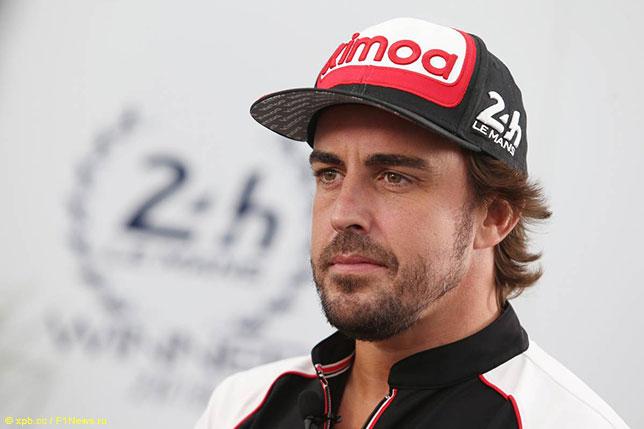Гонщики IndyCar были бы рады сразиться с Фернандо Алонсо