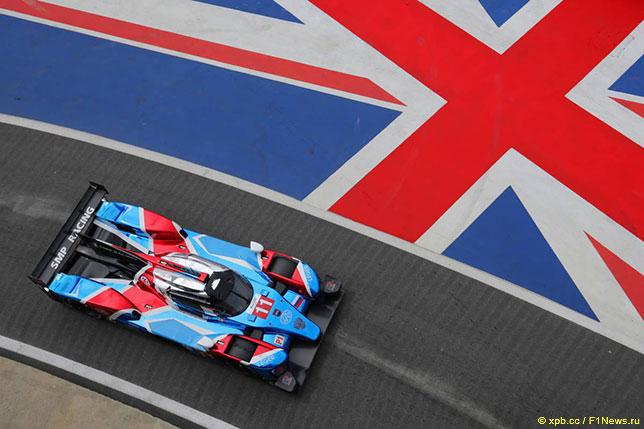 WEC: Экипаж Алонсо стартует 2-м, машина SMP Racing – 3-й