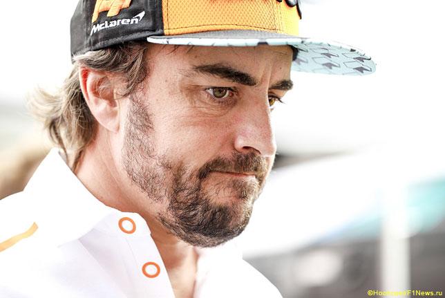 В Формуле E надеются заинтересовать Фернандо Алонсо