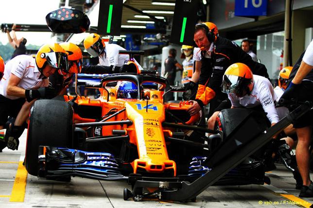 Гран При Бразилии. Фернандо Алонсо