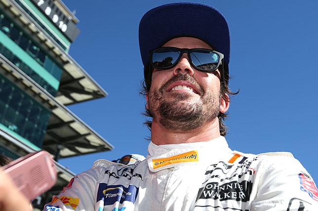 Фернандо Алонсо. Фото IndyCar