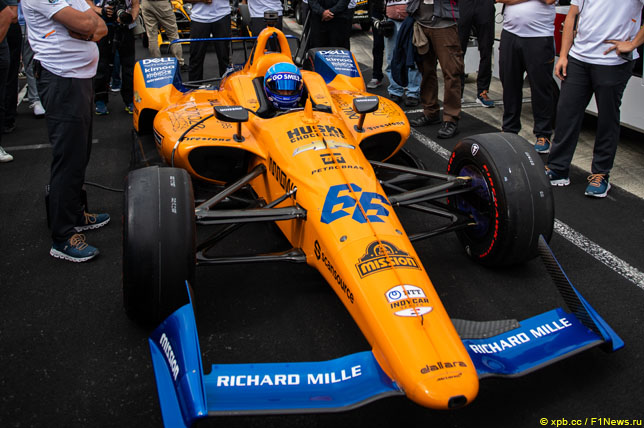 В McLaren не станут покупать Алонсо место на старте
