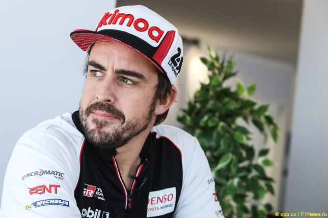 Алонсо не готов проводить полный сезон в IndyCar