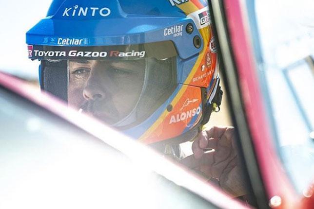 Фернандо Алонсо (фото из Instagram гонщика)