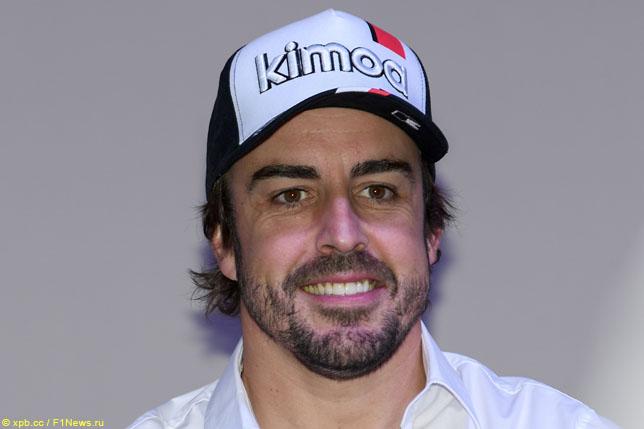 На этой неделе объявят о контракте Алонсо с Andretti