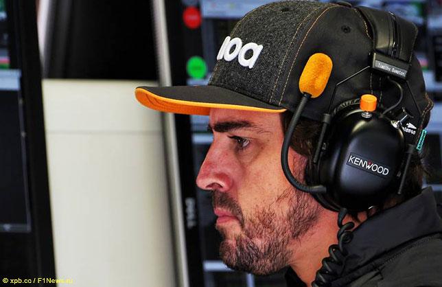 IndyCar: В Honda наложили вето на контракт с Алонсо