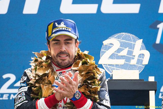 Алонсо примет участие в фестивале Le Mans Classic