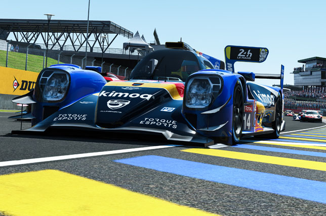 eSports: Алонсо, Баттон и Баррикелло выступят в Ле-Мане