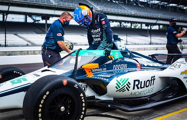 Алонсо: Подготовка к Indy 500 началась неплохо