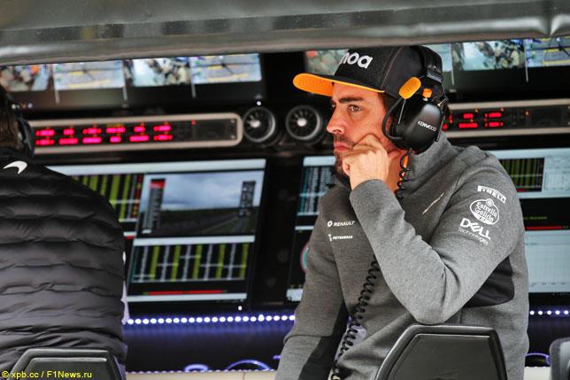 146734 - Фернандо Алонсо: Мне будет трудно победить в Инди-500