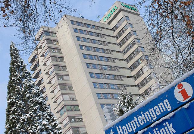 Университетский госпитал в Берне