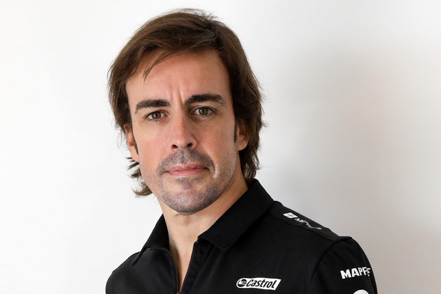 Фернандо Алонсо (фото пресс-службы команды)