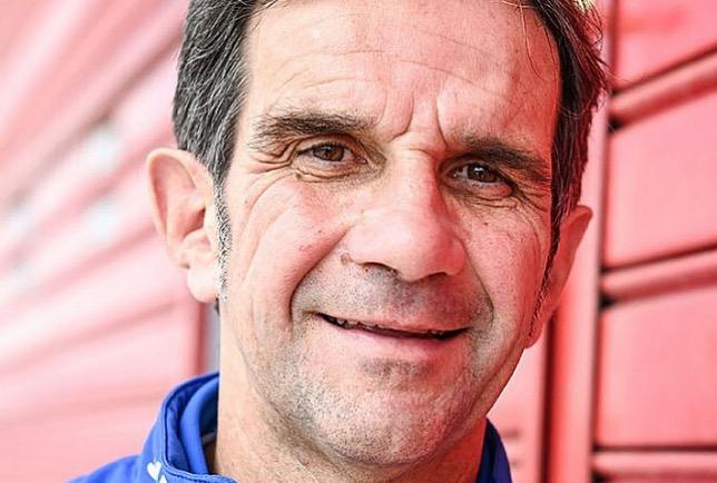 Давиде Бривио - гоночный директор Alpine F1