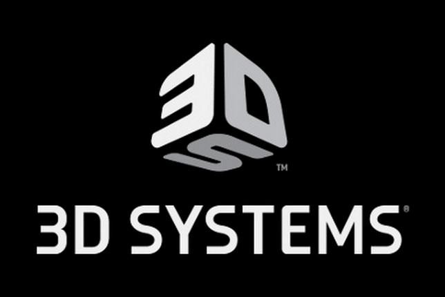 Логотип 3D Systems