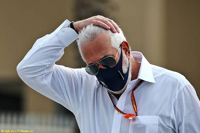 Лоуренс Стролл, совладелец Aston Martin