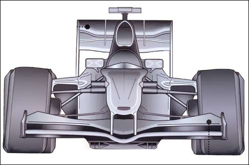 Эскиз машины 2009 года