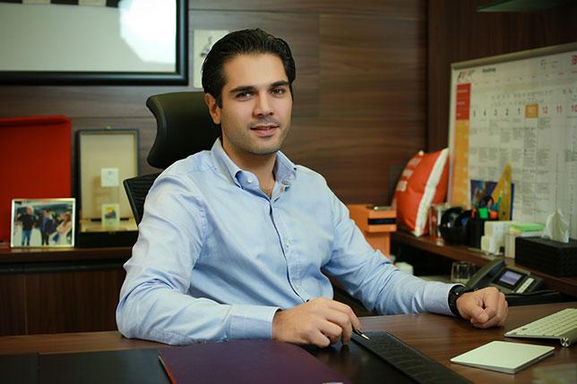 Ариф Рагимов, исполнительный директор компании Baku City Circuit