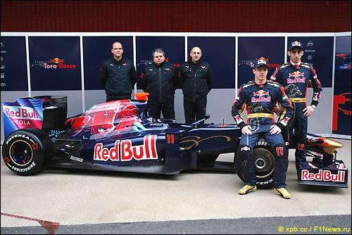 Scuderia Toro Rosso STR4