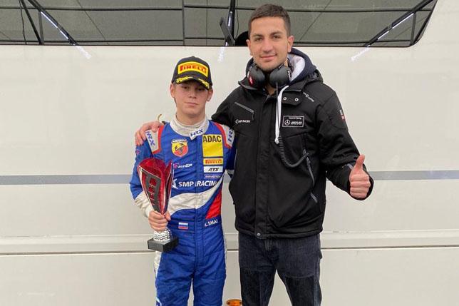 Кирилл Смаль и Владимир Атоев, фото: SMP Racing