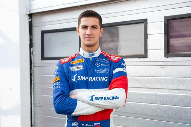 Владимир Атоев, фото: SMP Racing