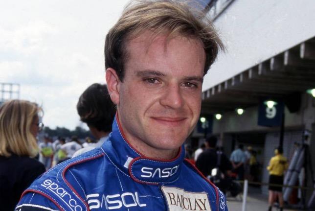 Рубенс Баррикелло в 1993 году