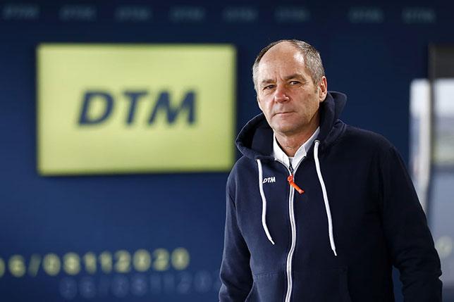 Бергер мечтает превратить DTM в подобие Гонки чемпионов