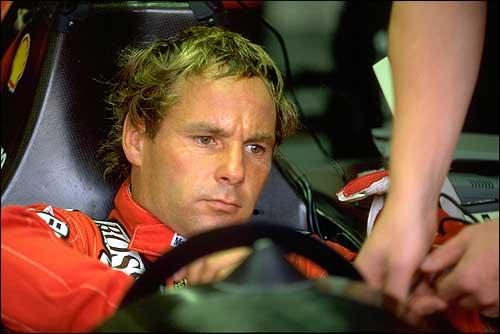 Герхард Бергер. 1992-й. McLaren Honda MP4/6