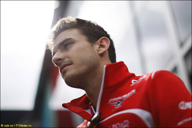Именем погибшего пилота «Формулы-1» Жюля Бьянки назовут улицу вНицце