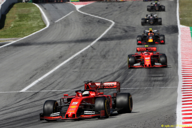 Гран При Испании. Гонщики Ferrari