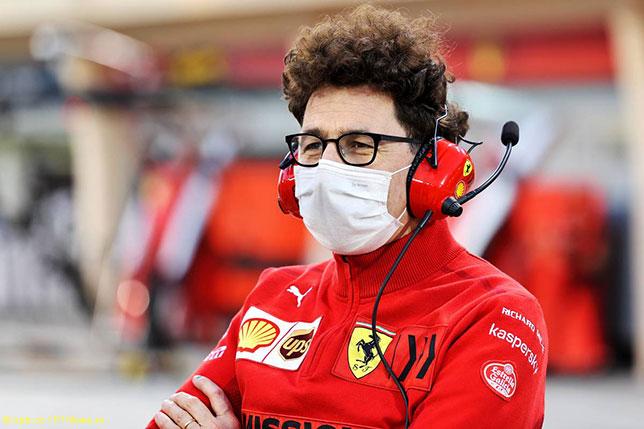 В Ferrari планируют в 2022-м выйти на уровень лидеров