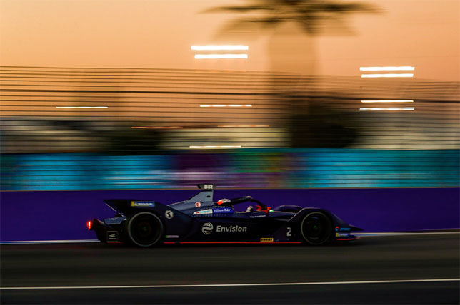 Формула E: Квалификацию в Марракеше выиграл Бёрд