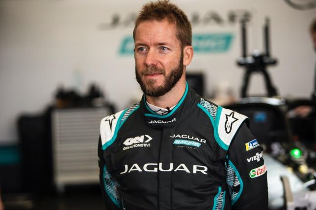 Сэм Бёрд, фото пресс-службы Jaguar Racing