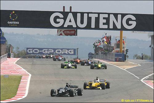 Февральский этап серии А1 в Гаутенге