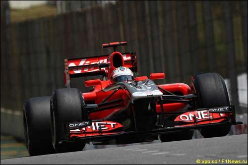 Тимо Глок на Гран При Бразилии