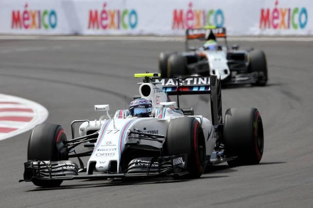 Гран При Мексики. Валттери Боттас