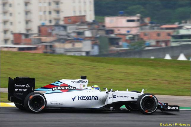 Боттас: думаю, вБразилии будет крутая гонка для Массы