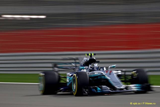 Даниил Квят продемонстрировал  11-е время вквалификации этапа «Формулы-1» вБахрейне