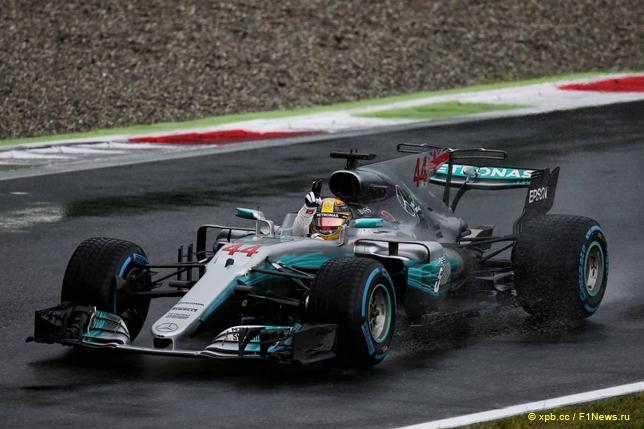 Гран При Италии. Льюис Хэмилтон