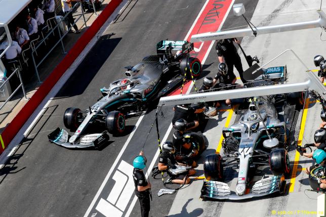 Гран При Канады. Команда Mercedes