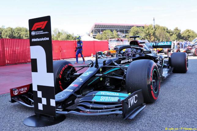 Гран При Испании. Льюис Хэмилтон
