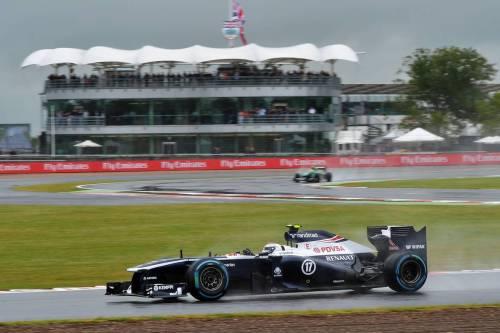 Гран При Великобритании. Валттери Боттас