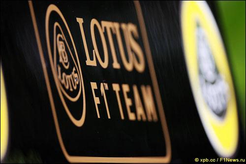 Lotus F1 прорекламирует новый фильм о Бэтмене