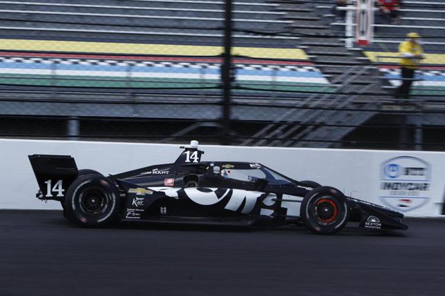 IndyCar: Бурдэ не нравится Aeroscreen на городских трассах