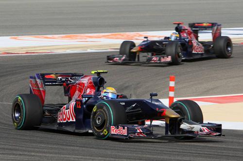 Гран При Бахрейна: Себастьен Буэми и Себастьен Бурдэ