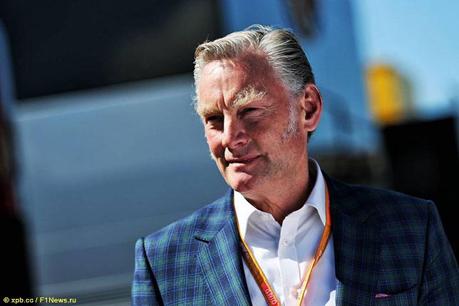Шон Братчес, коммерческий директор Формулы 1