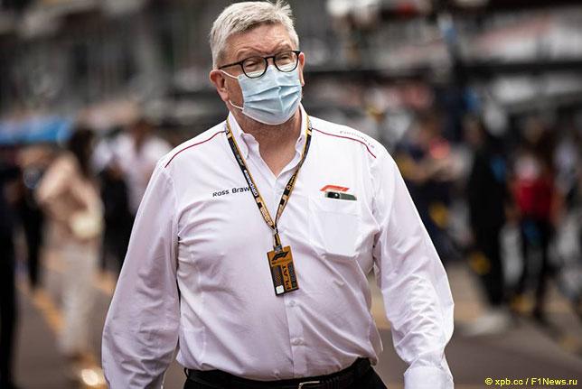 Росс Браун, спортивный директор Формулы 1