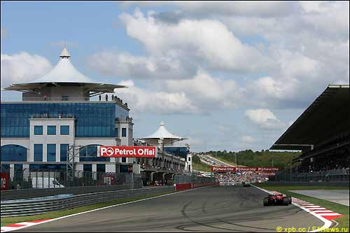 Гран При Турции 2008-го года