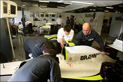 Brawn GP BGP001